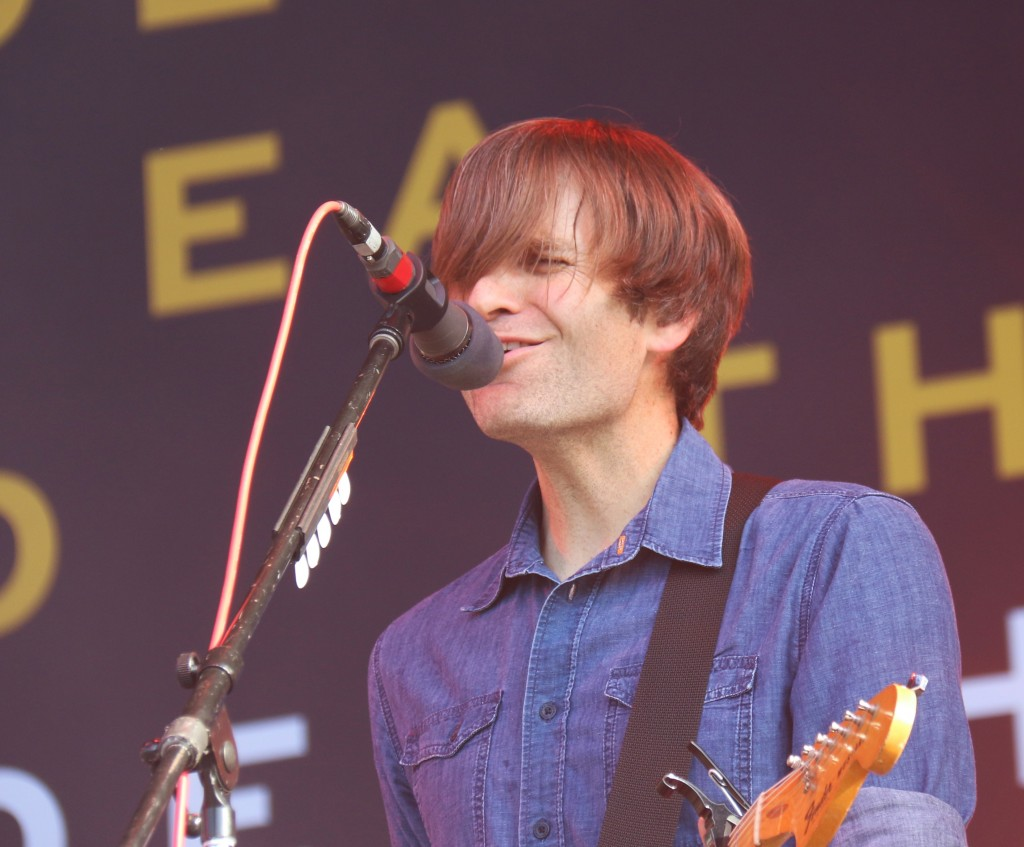 Death Cab for Cutie - Ben Gibbard. Photo: David Kerns